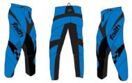 Faith Race Pants Blue Youth